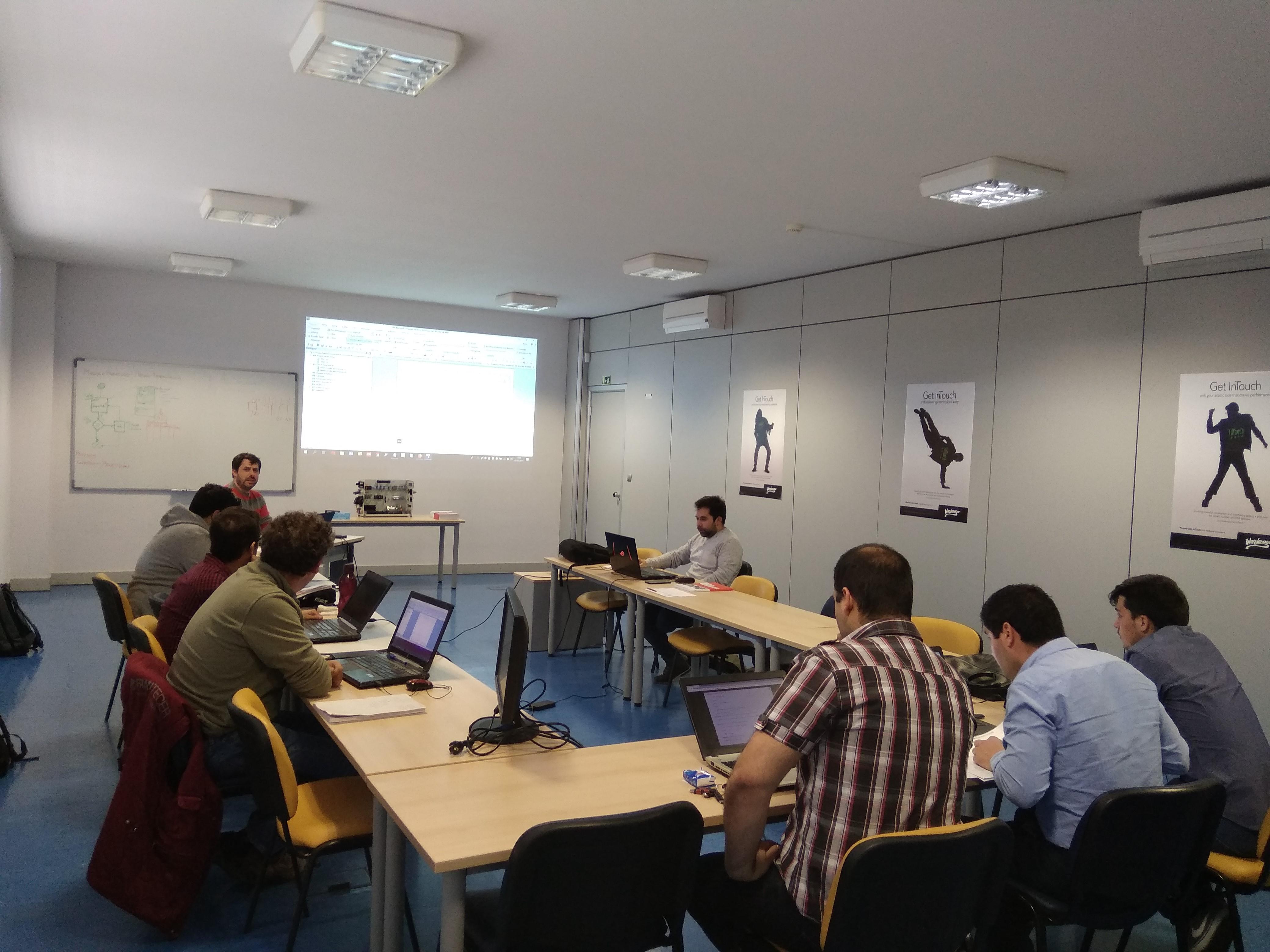 Workshop SEE Electrical V8R2 - 28 de Março de 2019
