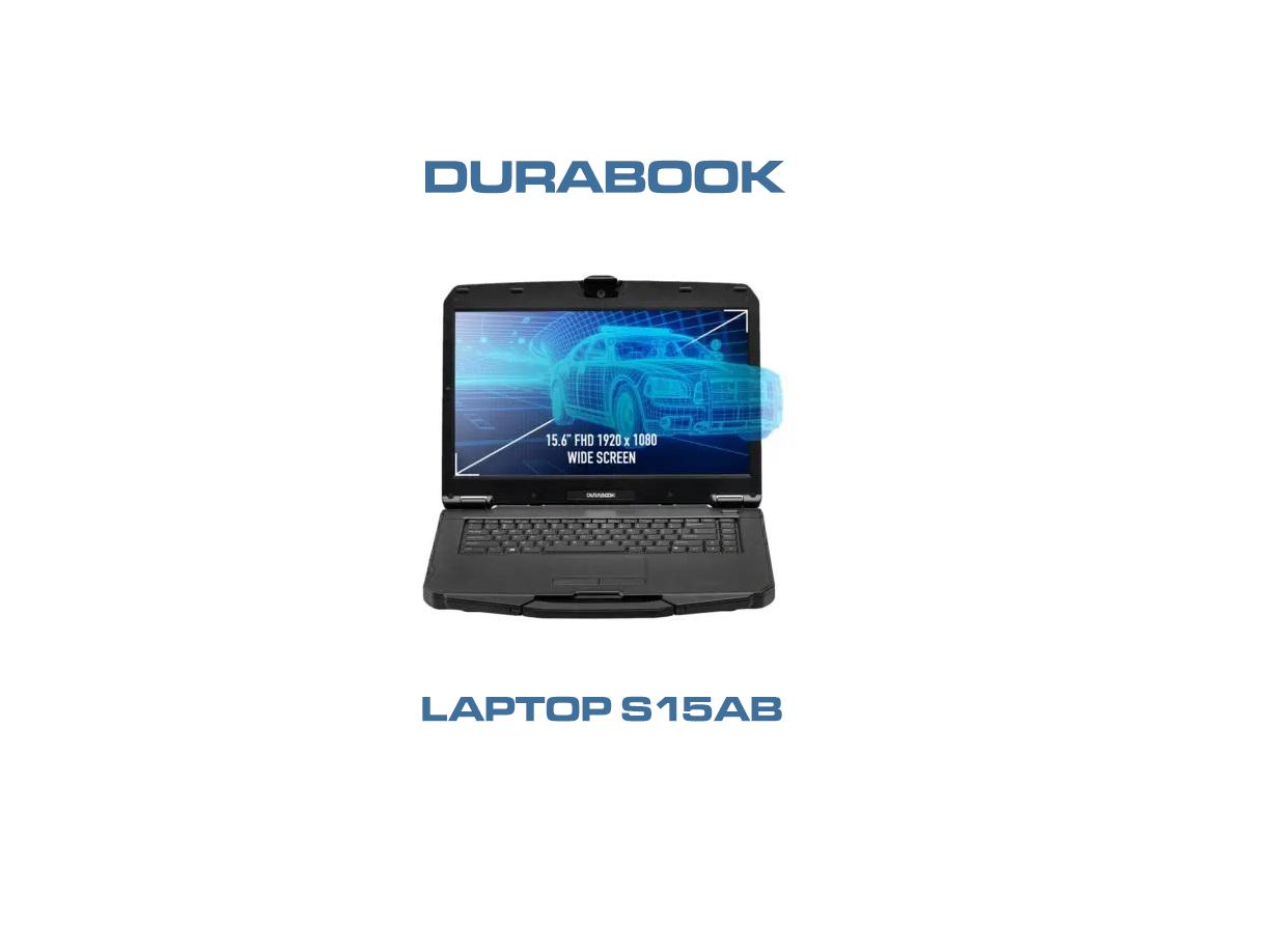 Computador Robusto Durabook S15AB