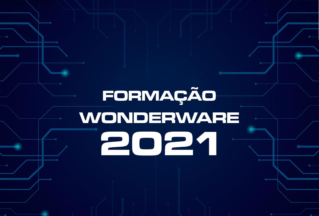 FORMAÇÃO PRODUTOS WONDERWARE 2021